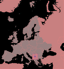 Kosovo in Europe