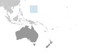 Northern Mariana Islands in Australia