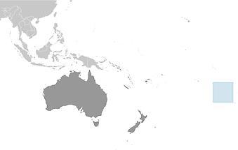 Pitcairn Islands in Australia