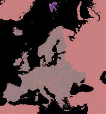 Svalbard in Europe