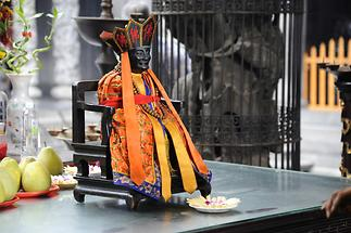 Deity, Zushi Temple Sanxia