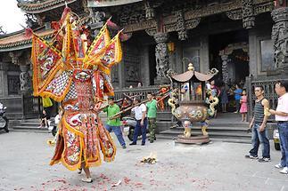 Temple Festival Zushi Temple Sanxia (1)