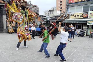 Temple Festival Zushi Temple Sanxia (2)