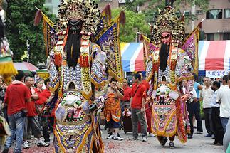 Temple Festival Deities (1)