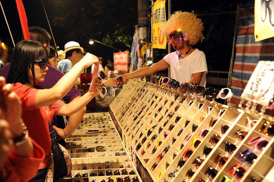 DJ Kenting Night Market