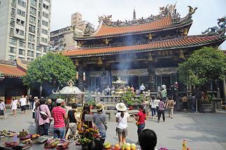 Longshan Temple (1)