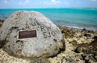 Wake Island memorial