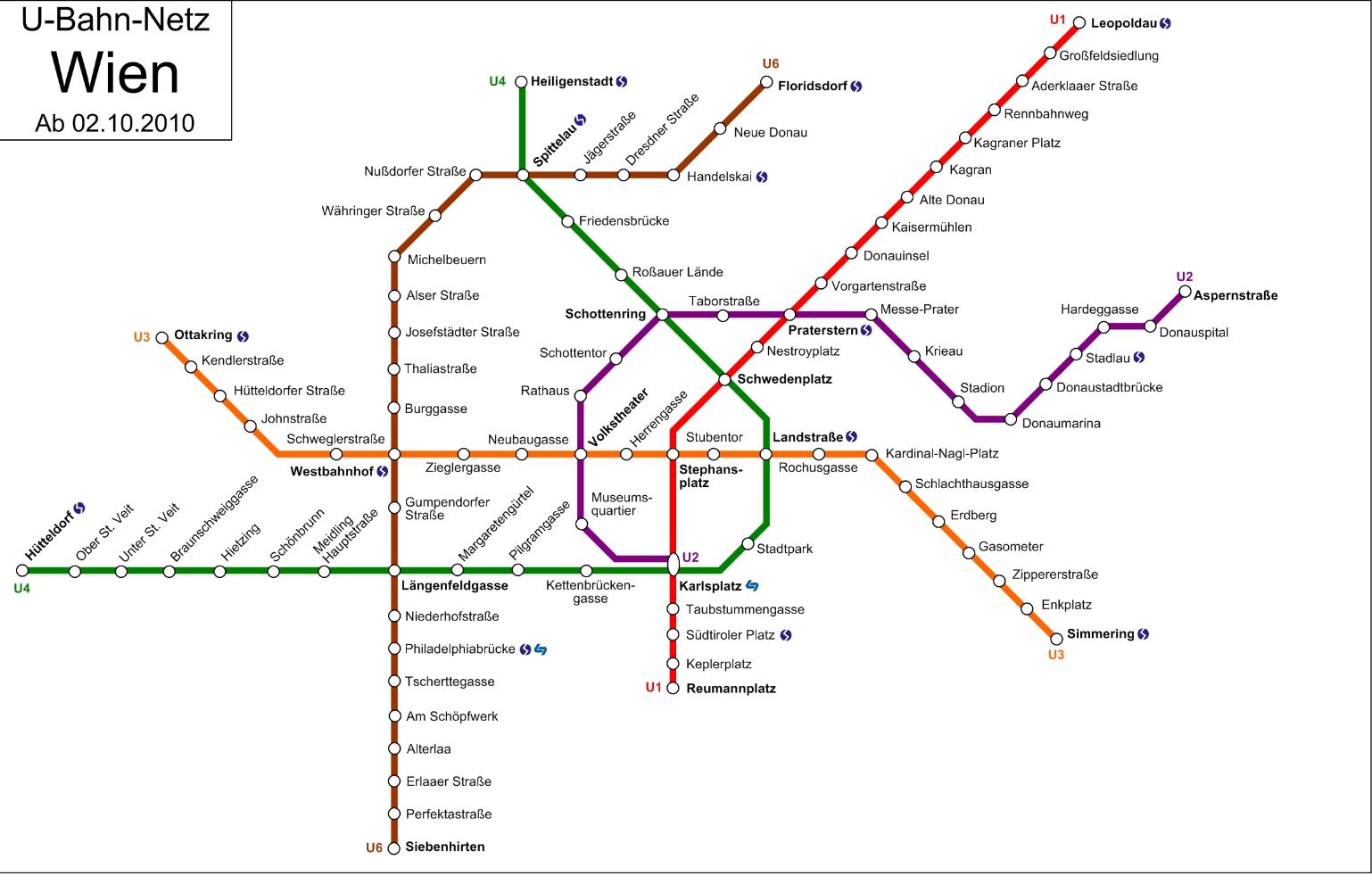 Berlin liniennetz route map