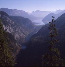 Grundlsee - Drei Seen Blick