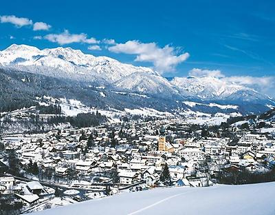 Schladming im Winter