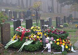 Friedhof in Wien, Foto: Doris Wolf, 2013