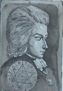 Todeshoroskop Mozarts