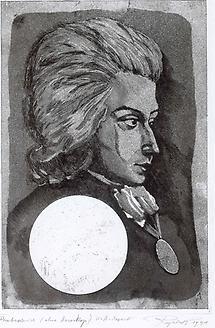 Todeshoroskop Mozarts swW.A.Mozart sw
