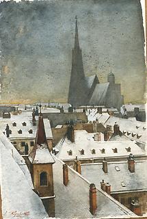 St.Stephan Wien