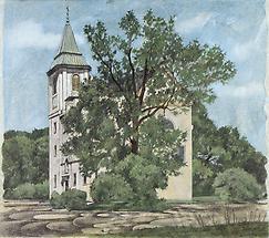 Kirche z. Heiligen Leopold am Kahlenberg