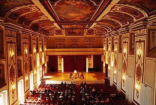 Haydnsaal im Schloss Esterhazy