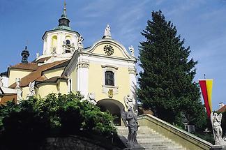 Kalvarienbergkirche in Eisenstadt Haydn-Mausoleum