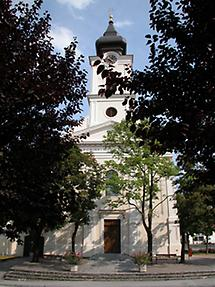 Kirche Turmansicht