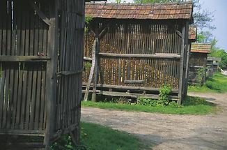 'Tschardaken' in Halbturn (Maisspeicher)
