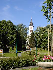 Kirche Heiligenkreuz