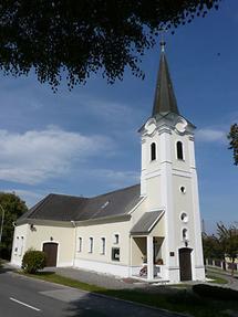 Hochstrass Kirche