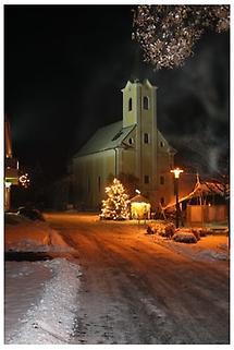 Hauptplatz Winter