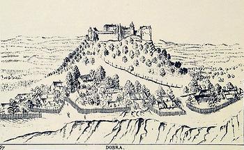 Neuhaus im 17. Jahrhundert
