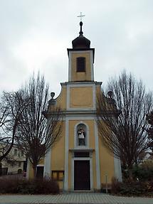 Zemendorf-Kirche