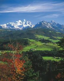 Abtenau - Dachstein-Massiv