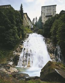 Bad Gastein - Wasserfall