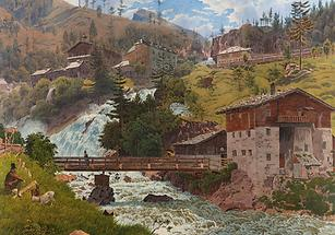 Bad Gastein 1834