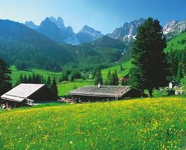Filzmoos - Hoferalm - Bischofsmütze (2 459 m)