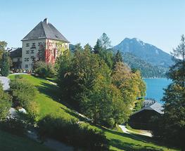 Fuschl am See - Schloss Fuschl 3
