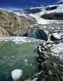 Krimmler Kees mit Eissee