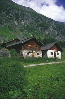 Neukirchen am Großvenediger - Hohe Tauern - Obersulzbachtal - Berndlalm