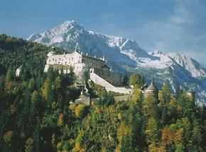 Werfen - Festung Hohenwerfen - Hagengebirge 3