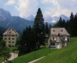 Werfen - Schloss Blühnbach