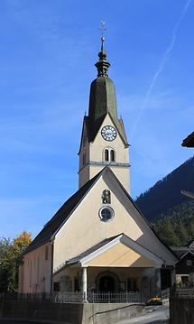 Pfarrkirche Hl Florian
