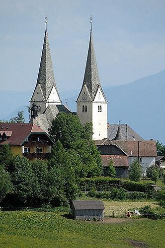 Wehrkirche - Wikicommons