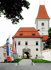 Stift Eberndorf Südtor