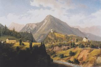Gemälde Markus Pernhart