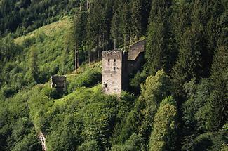 Friesach Burgruine