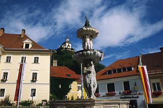 Friesach Hauptplatz