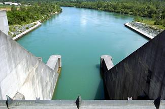 Kraftwerk Annabrücke