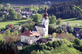 Kirche Friedlach