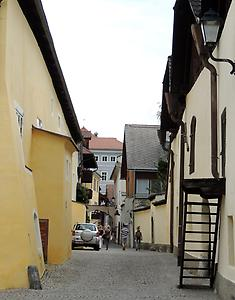 Hintere Gasse