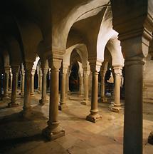 Gurker Dom, romanische Krypta