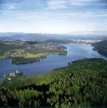 Klagenfurt Wörthersee mit Krumpendorf und Klagenfurt