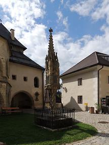 Dom, Außenanlagen