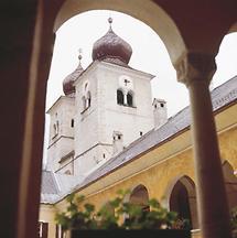 Stiftskirche Millstatt ehem Kloster